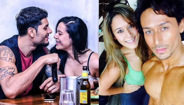 Tiger Shroff's Sister, Krishna Shroff Shares Mushy Pics With Her Boyfriend From Their Dinner Date