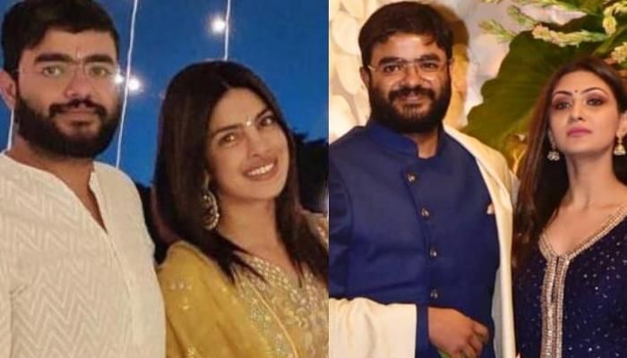 Priyanka Chopra's Brother, Siddharth's Mystery Girl From Ambani's Ganpati Bash Is No More A Mystery