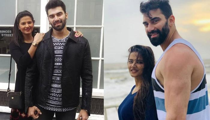 Kratika Sengar And Nikitin Dheer Celebrate 5th Wedding Anniversary, Post Wishes For Each Other