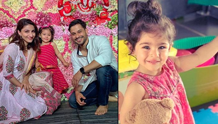 Kunal Kemmu Has The Most Adorable Reaction To His Daughter Inaaya Naumi Kemmu Being A 'Mommy's Girl'