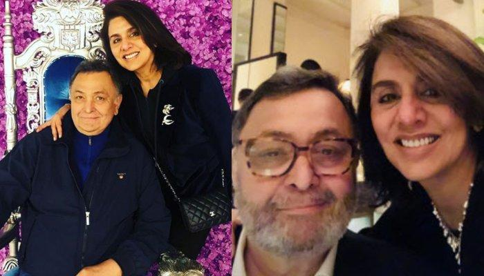 Neetu Kapoor Can't Contain Her Happiness As She Expects To Be Home With Rishi Kapoor After A Year