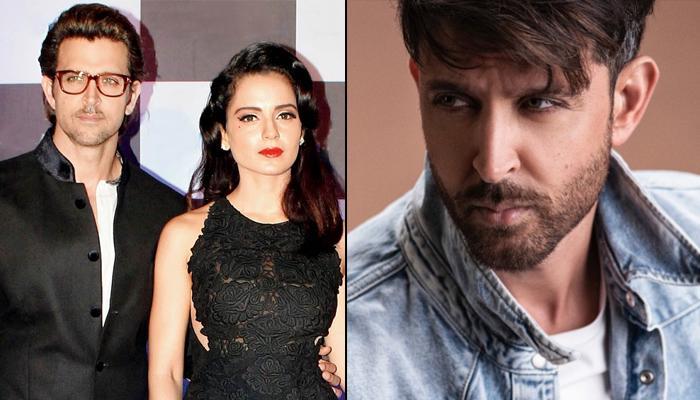 Hrithik Roshan Refers Rumoured Ex-Ladylove Kangana Ranaut's