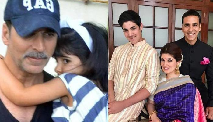 Akshay Kumar Reacts On Aarav Getting Trolled On Social Media, Reveals Why Nitara Refuses To Step Out