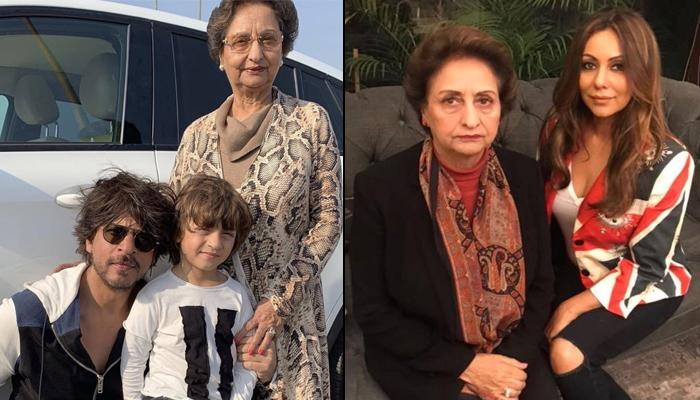 Shah Rukh Khan's Birthday Wish For Gauri Khan's Mother, Savita Chibber Is 'Funny And Full Of Life'