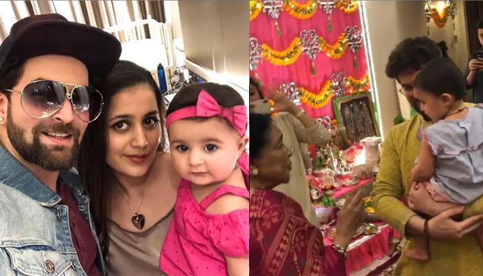 Asha Bhosle Sings Lullaby For Neil Nitin Mukesh's Daughter