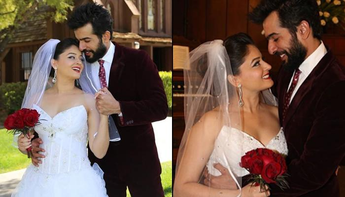 Jay Bhanushali's Heartfelt Wish For His 'Beautiful' Wife, Mahhi Vij On Their 9th Wedding Anniversary