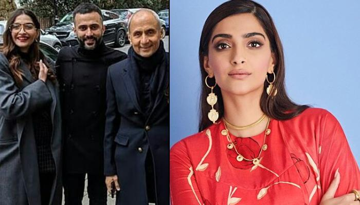 Sonam Kapoor Ahuja Wishes Her '64 Years Young' Father-In-Law On His Birthday With A Family Picture