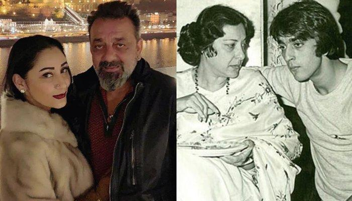 Sanjay Dutt Reveals His Mom, Nargis Was Louder Than Wife, Maanayata, Says She Never Lets Him Fall