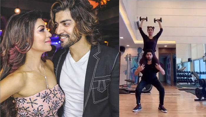 Gurmeet Choudhary And Debina Bonnerjee Working Out Together Is Giving Some Major Relationship Goals