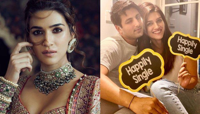 Kriti Sanon Would 'Love To Fall In Love', Reveals If She Would Marry Someone From Bollywood
