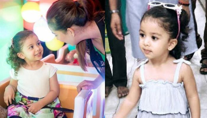 Mira Rajput Kapoor Is Jealous Of Daughter Misha Kapoor's Hair, Shares Her Picture Flaunting Them