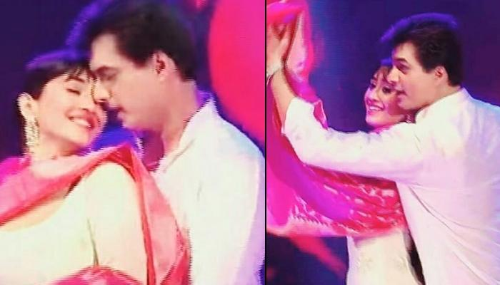Mohsin Khan And Shivangi Joshi's 'Oh-So-Romantic' Dance Performance At YRKKH 3000 Episodes Party