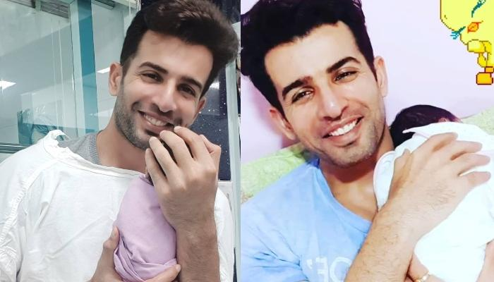 Jay Bhanushali Gears Up For His 'Daddy Duties', Shares The Joy Of 'Burping Out' His Little Princess
