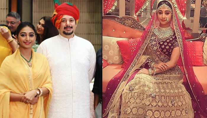 Mohena Kumari Singh To Become A Sabyasachi Bride For Her Royal Wedding, Will Don A 'Rajputi Poshak'