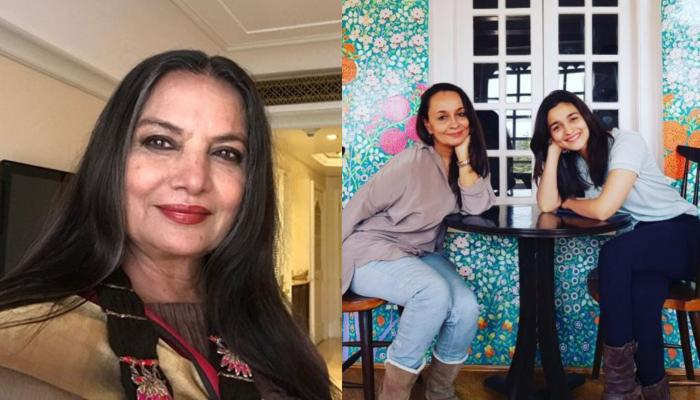 Alia Bhatt Is A Carbon Copy Of Mom, Soni Razdan And Shabana Azmi Gives A Proof Of The Same