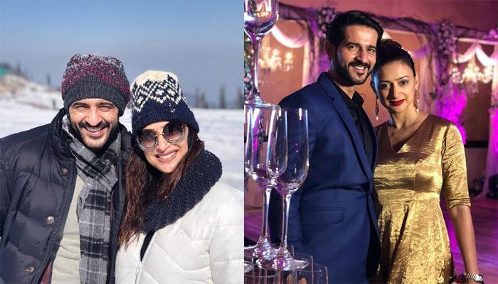 Hiten Tejwani Wished Wife Gauri Pradhan On Her Birthday With A Romantic Liplock