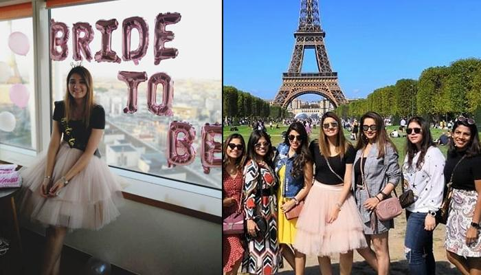 Sania Mirza's Sister Anam Mirza Is Enjoying Her 'Last Fling Before The Ring' In Paris With Her Squad