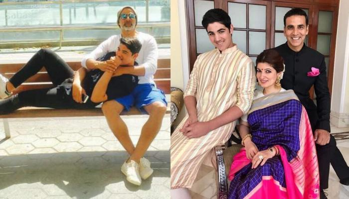 Akshay Kumar And Twinkle Khanna Showered Son, Aarav With Heartfelt Wishes On His 17th Birthday