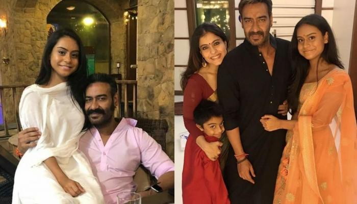 Ajay Devgn Reacts On Constant Spotlight On Kids, Nysa Devgan And Yug Devgan, Shares His Concerns