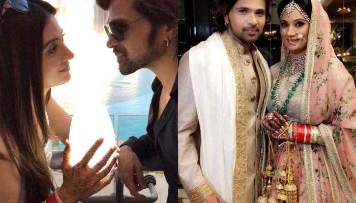 Himesh Reshammiya's Wife, Sonia Kapoor, Helps Him By Writing Lyrics For A Song In His Upcoming Film