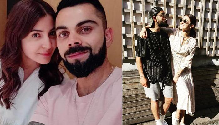 Anushka Sharma Turns Photographer For Husband Virat Kohli Yet Again, In A Chilly Weather