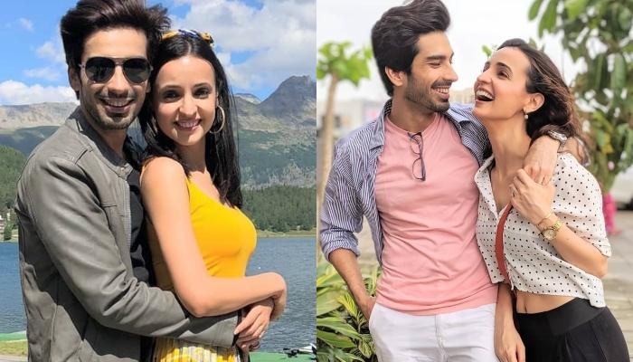 Sanaya Irani Turns A Year Older, Husband, Mohit Sehgal Shares A Cute Birthday Wish For Her