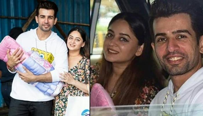 Jay Bhanushali And Mahhi Vij Announce The Name Of Their One-Month-Old Baby Girl In A Unique Way