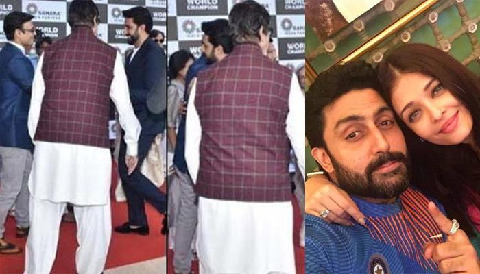 Vivek Oberoi's Sweet Gesture For Abhishek Bachchan Is Hinting Towards Their Budding Friendship