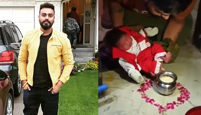 'Indian Idol 9' Contestant, Mohit Chopra Embraces Fatherhood, Shares A Cute Video Of His Princess