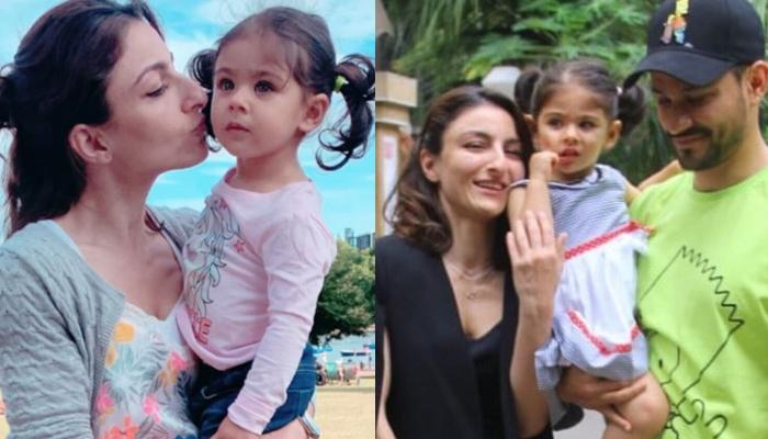 Soha Ali Khan Talks About Parenting Inaaya Naumi Kemmu And How Little One Has Changed Her Life