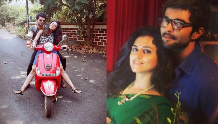 Ridhi Dogra Gives A Warm Welcome To Estranged Husband, Raqesh Bapat As He Comes Back From Pune