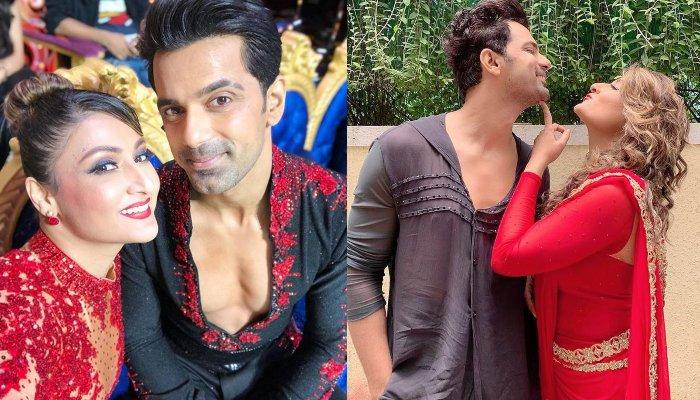 Urvashi Dholakia And Ex-BF, Anuj Sachdeva Are Rebonding And A Possible Patch-Up Is On The Cards?