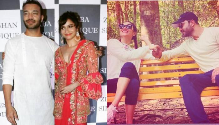 Ankita Lokhande Shares A Loved-Up Picture With Her BF, Vicky Jain And We Can't Take Our Eyes Off