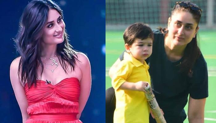 Kareena Kapoor Khan Imitates Her Son, Taimur Ali Khan As She Reveals A Cute Habit Of Him [Video]