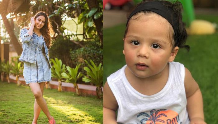 Mira Rajput Kapoor Shares Zain Kapoor's Cute Kanya And Drake Inspired Picture