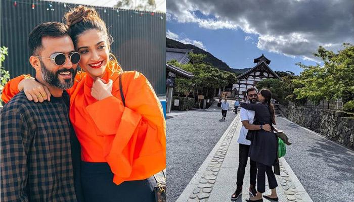 Sonam Kapoor Ahuja And Anand S Ahuja Recreate Their Wedding Picture And It Is Oh So Romantic