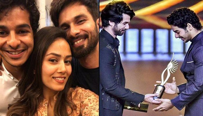 Mira Rajput Kapoor And Shahid Kapoor Are 'Proud' Of Ishaan Khatter As He Bagged His First IIFA Award