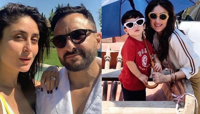 10 Times Kareena Kapoor Proved That She Isn't Just A Diva, But A Super-Mom Whose Priority Is Family