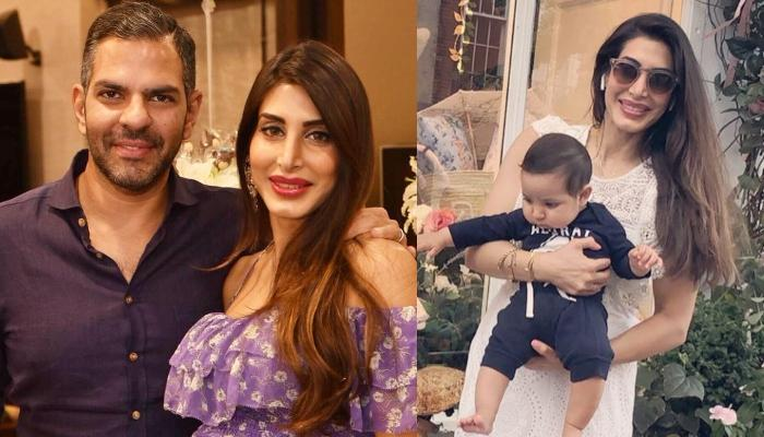 Sunjay Kapoor's Wife, Priya Shares 9-Month Birthday Wish For Son, Azarias Suri Kapur, Pic Inside