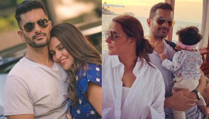 Angad Bedi Opens Up On Keeping Daughter, Mehr Away From Paparazzi, Says 'A Child Should Be A Child'