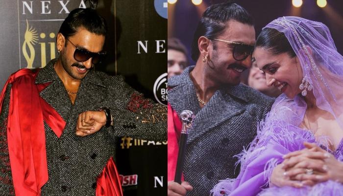 Ranveer Singh Talks About His Wax Statue Placed Next To Deepika Padukone At Madame Tussauds