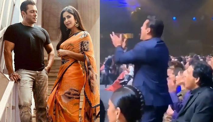 Salman Khan Cheering For His Ex, Katrina Kaif At IIFA 2019 Awards Has Gone Viral, Checkout The Video