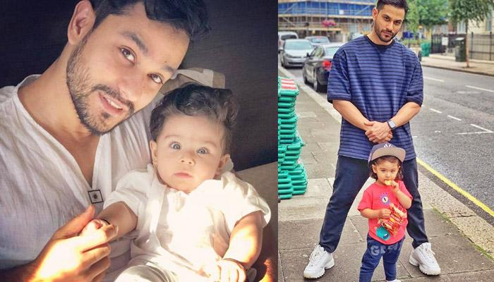 Kunal Kemmu Shares An Adorable Pic With Inaaya, Says He Likes Himself Better When He Is With Her