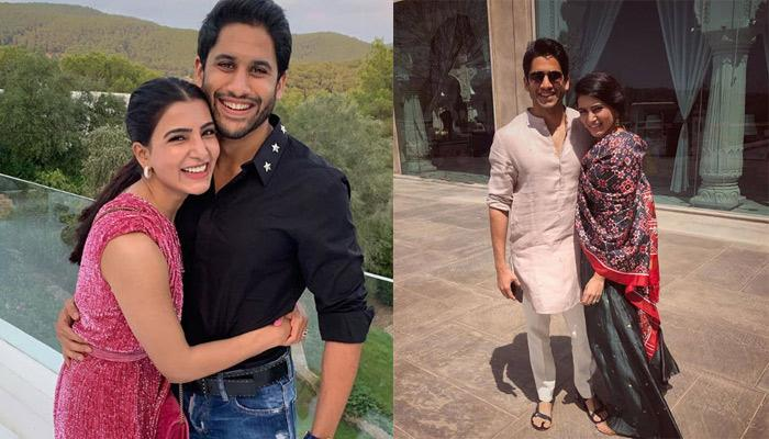 Samantha Akkineni Reveals That Husband, Naga Chaitanya's First Wife Always Comes In Between Them