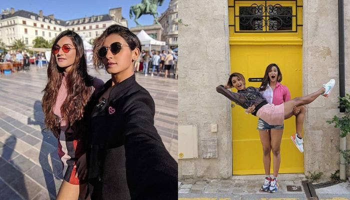 Shakti Mohan And Mukti Mohan Are Giving Us Some Major Vacation Goals From Their France Trip
