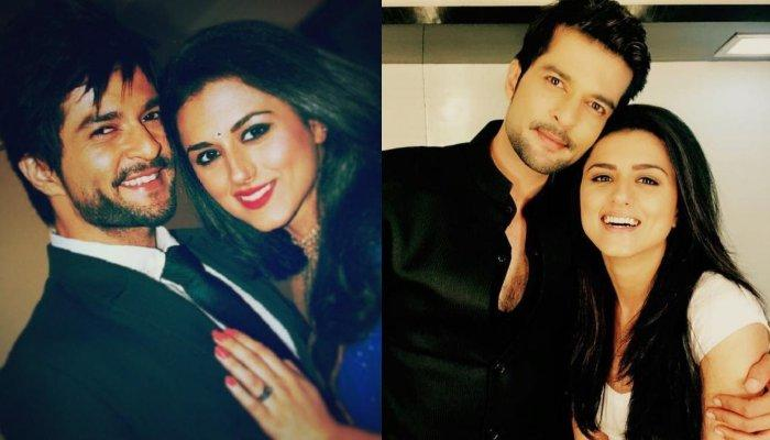 Raqesh Bapat Pours Beautiful Birthday Messages For Ex-Wife, Ridhi Dogra, Posts Two Adorable Pictures