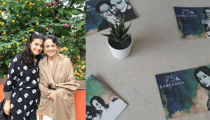 Kajol Shares Her Mother, Tanuja's Journey Of 75 Years To Wish Her On Her Birthday [Video Inside]