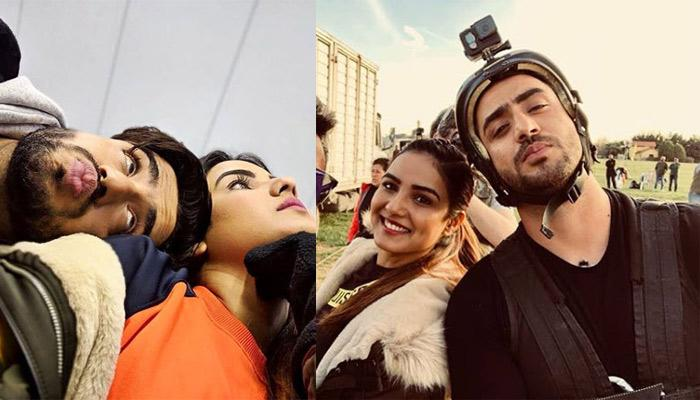 'Khatron Ke Khiladi' Co-stars, Aly Goni And Jasmin Bhasin Spotted On A Lunch Date Together
