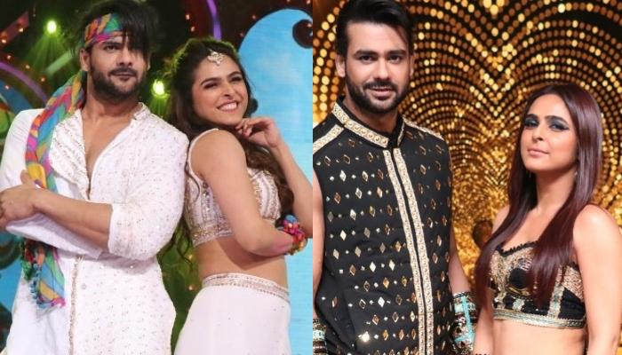 Vishal Aditya Singh And Madhurima Tuli Land In Trouble Again As They Forget Their Steps On Stage