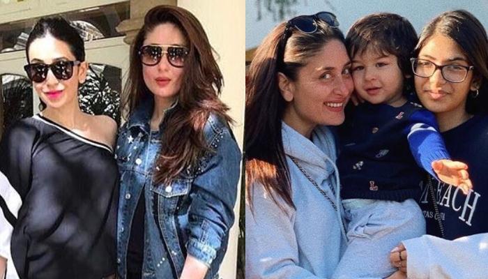 Kareena Kapoor Khan Shares The Advice She Gave To Karisma Kapoor For Her Daughter, Samaira